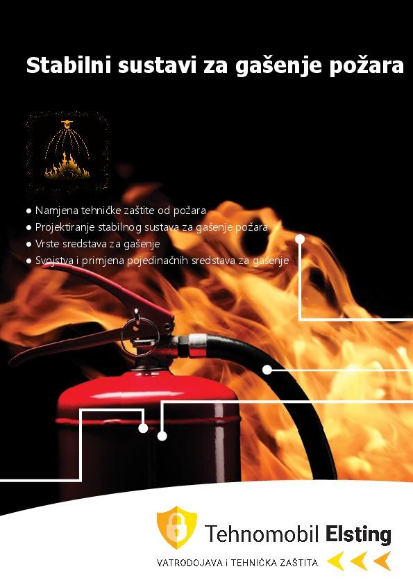 Stabilni sustavi za gašenje požara